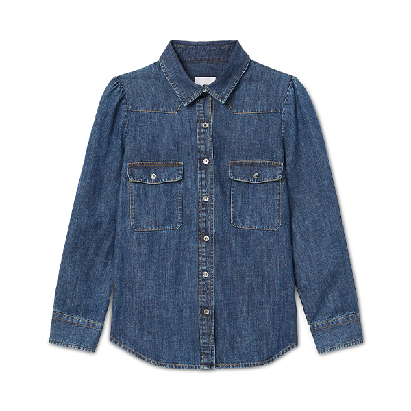 G. Label Core Elise Denim Shirt