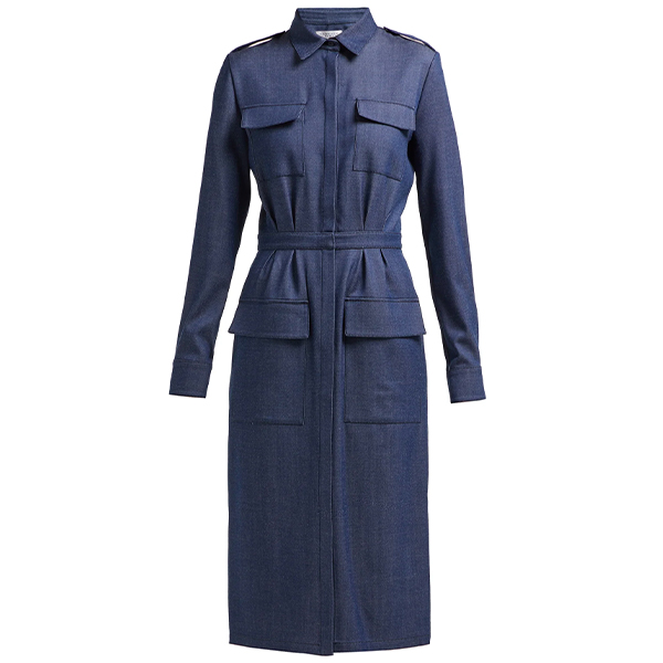 Gabriela Hearst Shirtdress