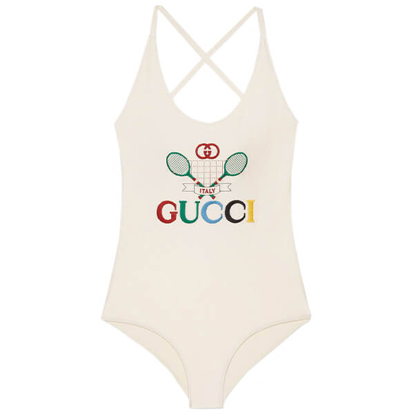 Gucci x Melet Mercantile swimsuit