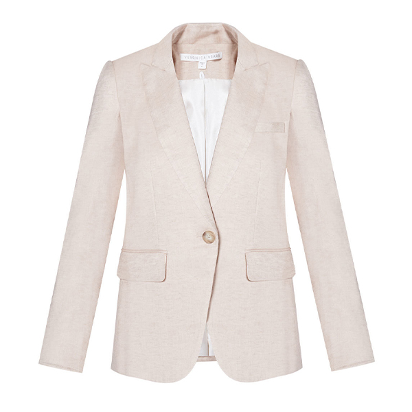 Veronica Beard Cutaway Dickey Jacket