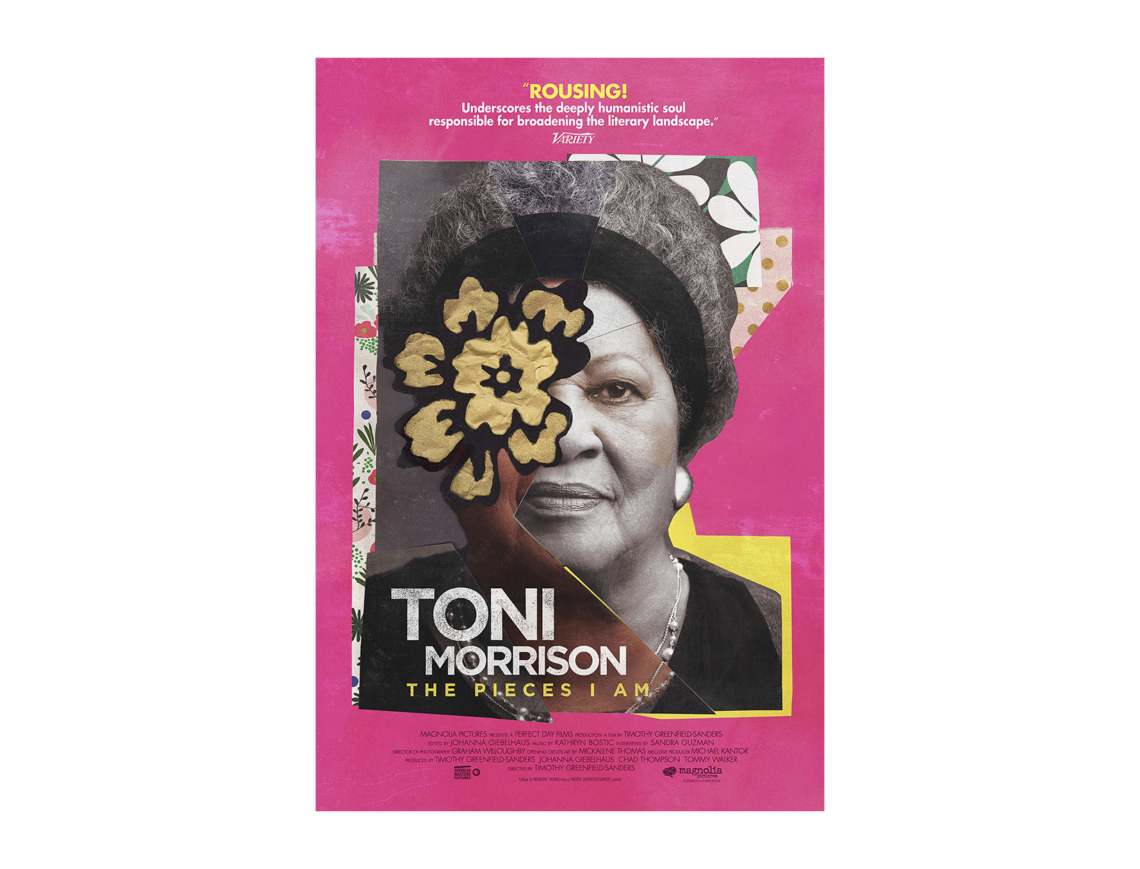 <em>Toni Morrison: ThePiecesIAm</em>