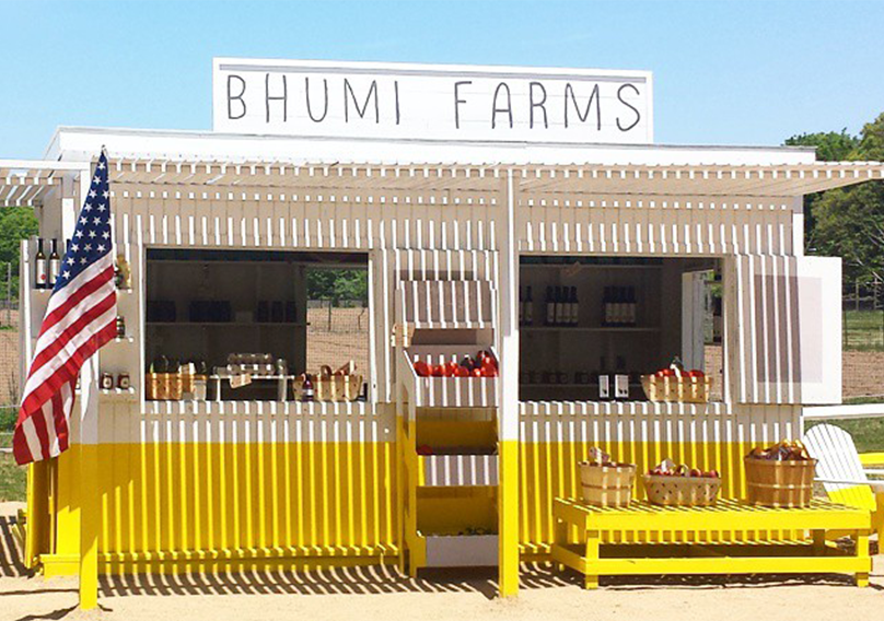 Bhumi Farms in Montauk