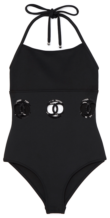 CHANEL swimsuit