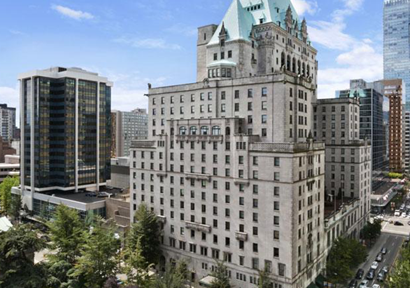 Buildings in Vancouver