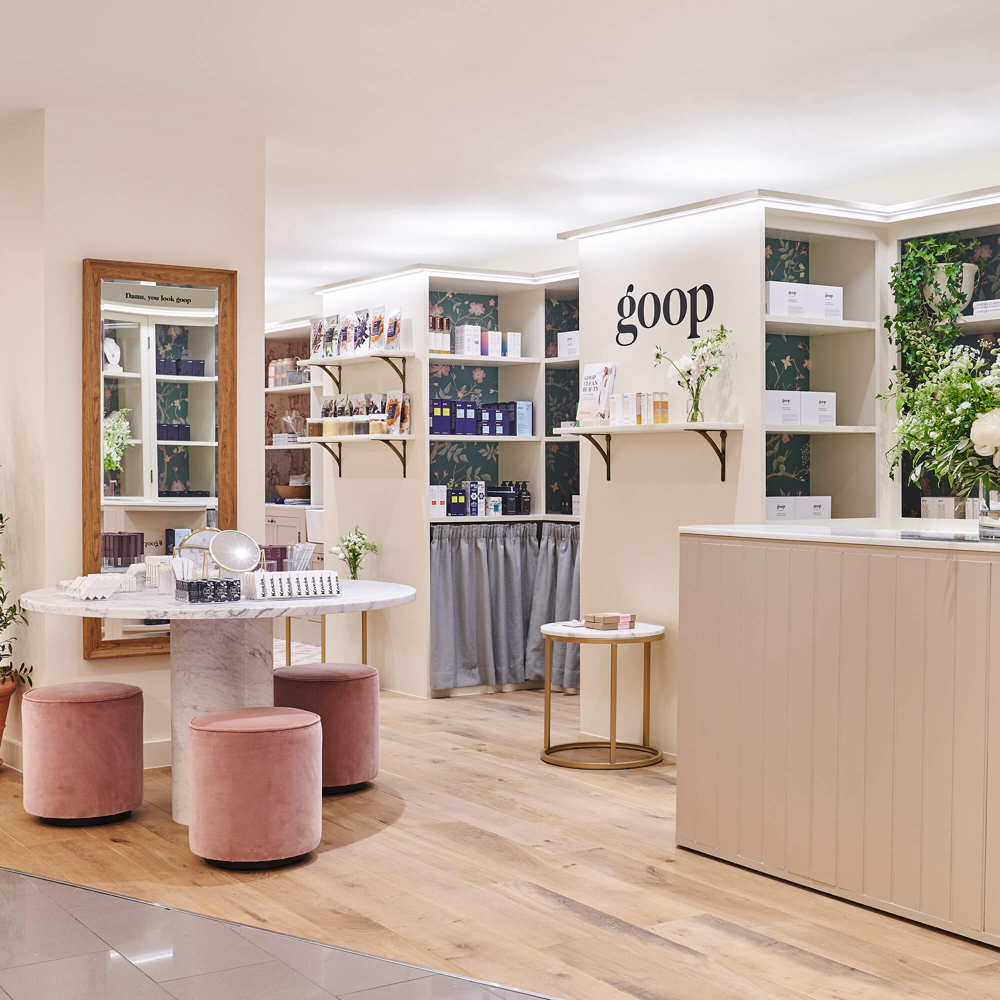 goop Shop-in-Shop