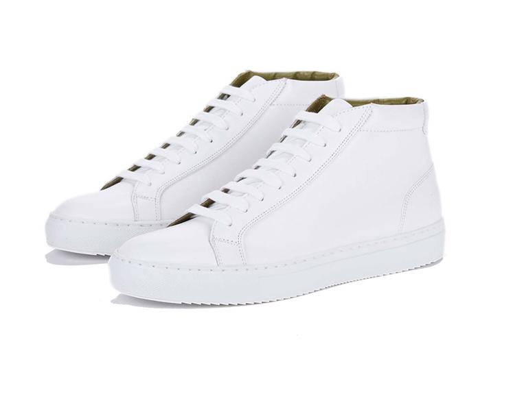 Inkerman Charlie High Top Sneakers