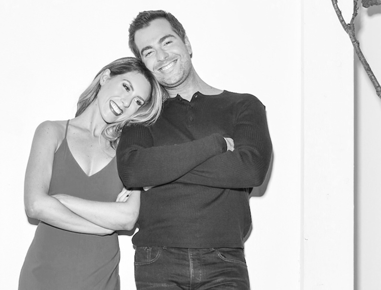 Jen Gottlieb and Chris Winfield