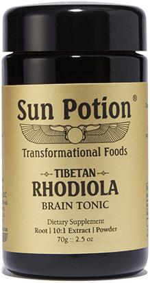 Sun Potion Rhodiola