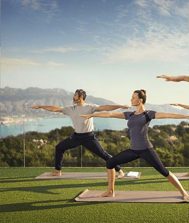 Sha Wellness Clinic fitness