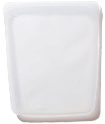Stasher Reusable Half Gallon Storage Bag