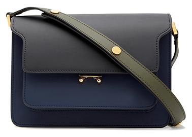 black+ blue bag