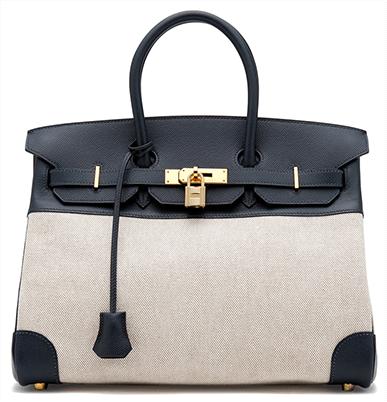 What Goes Around Comes Around Hermes Birkin Bag