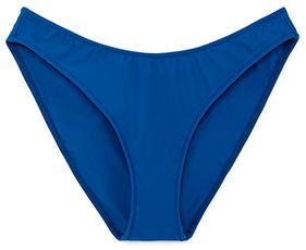 Navy bikini bottom