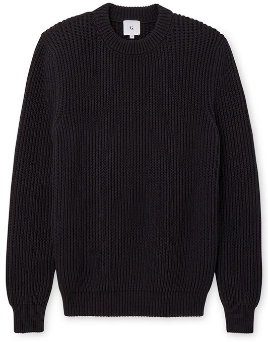 G. Label Sweater