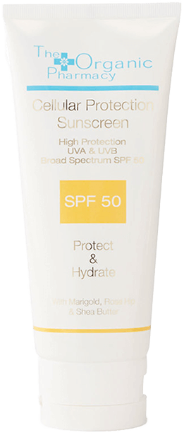 The Organic Pharmacy Cellular Protection Sun Cream