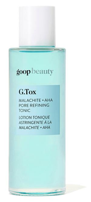 G.Tox Malachite + AHA Pore Refining Tonic