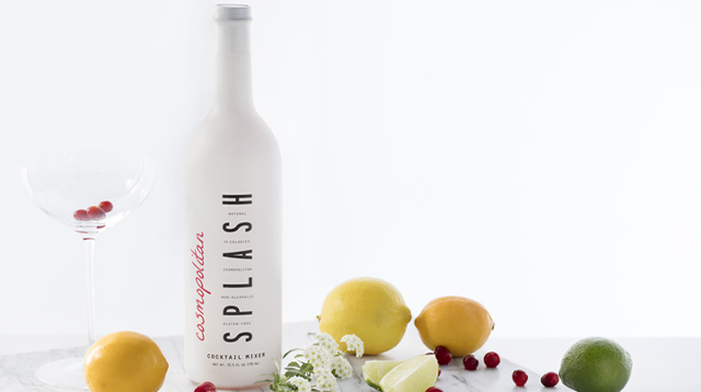 Get into the Summer Spirit: Cocktail Crafting with SPLASH Mixers
