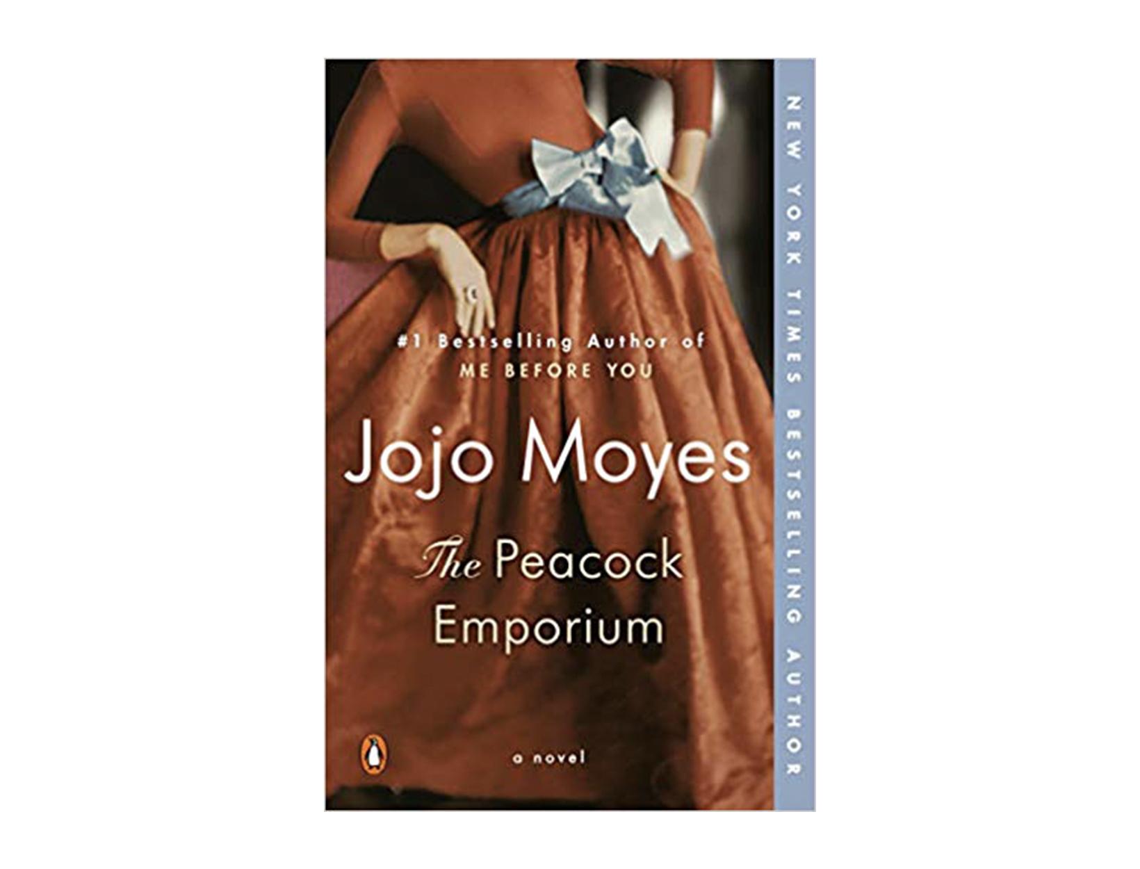 <em>The Peacock Emporium</em> by Jojo Moyes