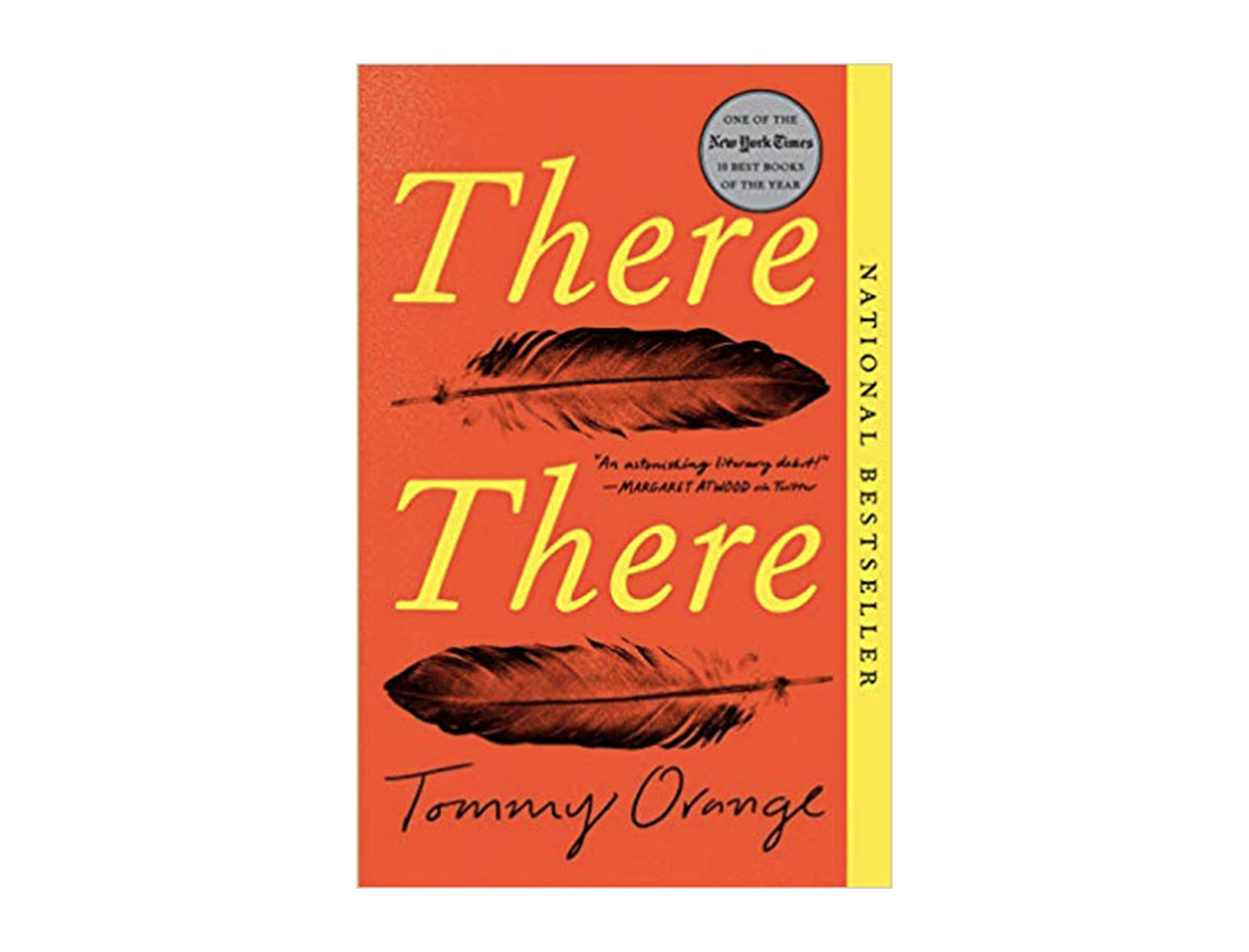 <em>There There</em> by Tommy Orange