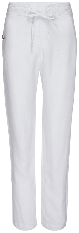 KILN Straight Leg Drawstring Pant