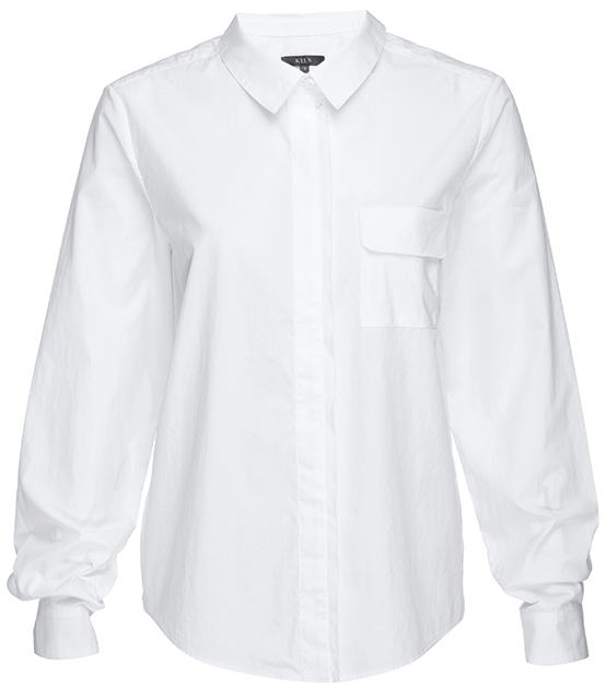 KILN Raw Edge Button Down