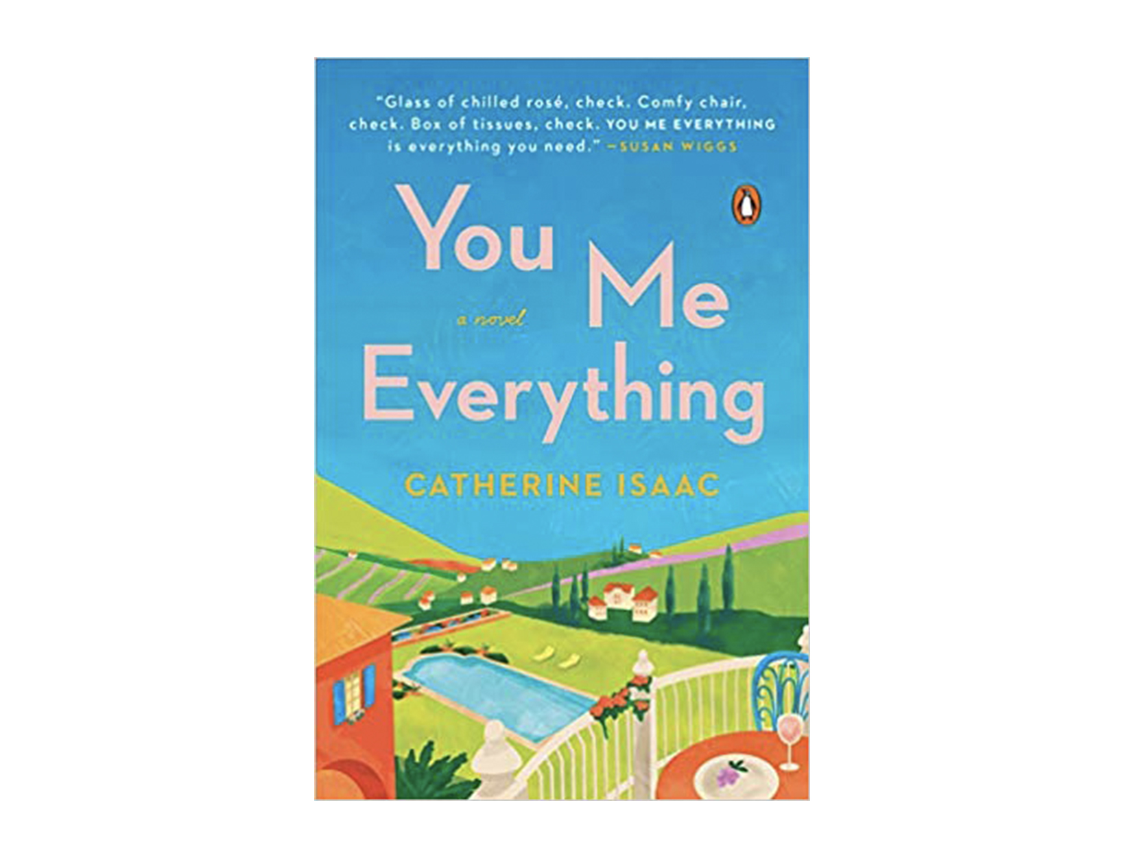 <em>You Me Everything</em> by Catherine Isaac