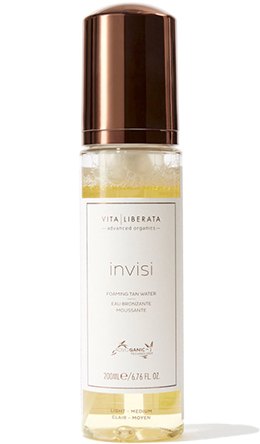 Vita Liberata Invisi Foaming Tan Water