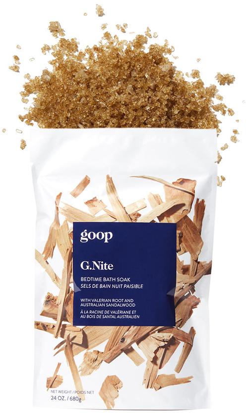 goop Beauty G.Nite Bedtime Bath Soak