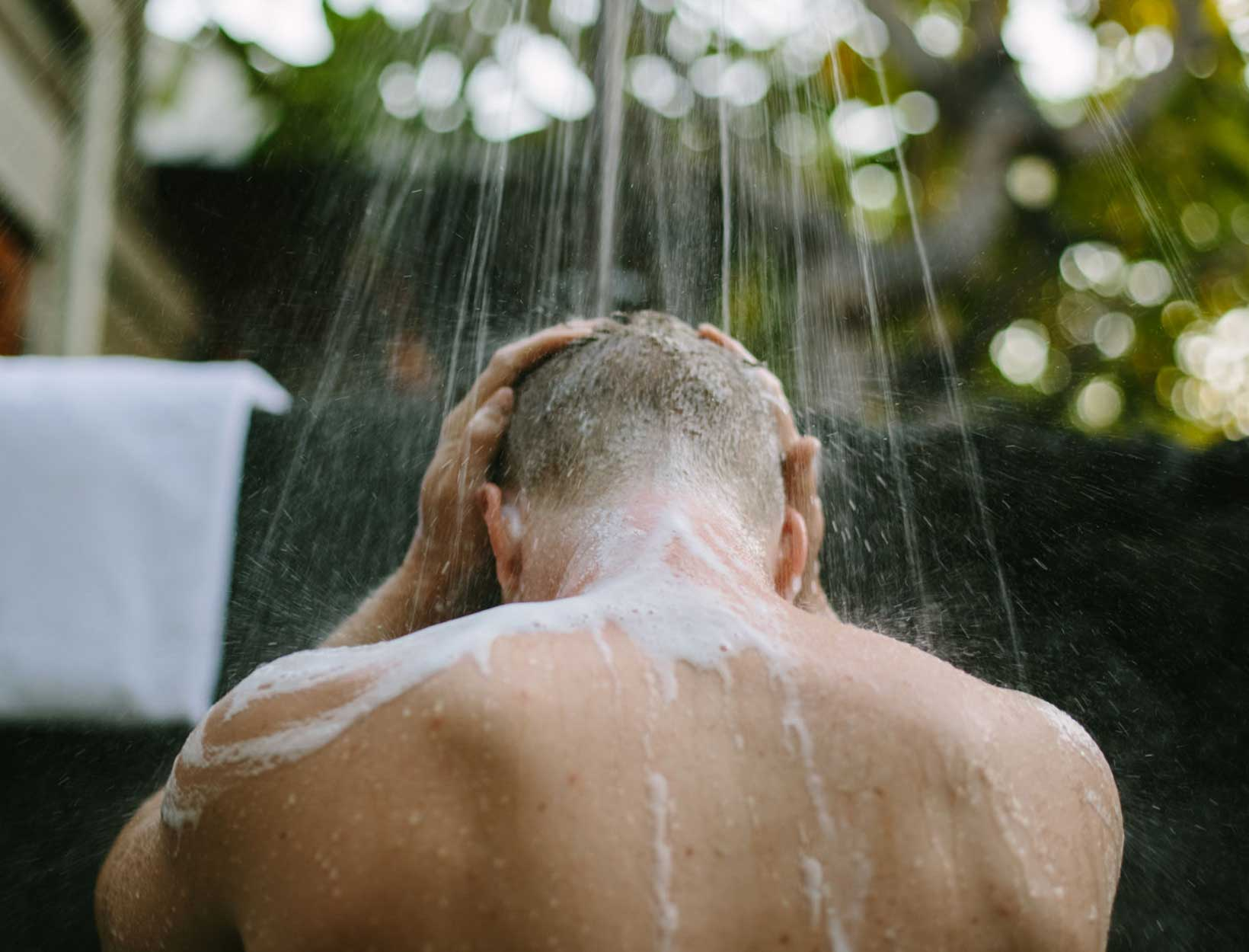 The goop Shower Makeover (for Men)