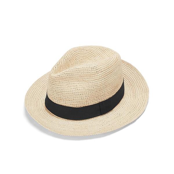 Cuyana Folding Panama Hat