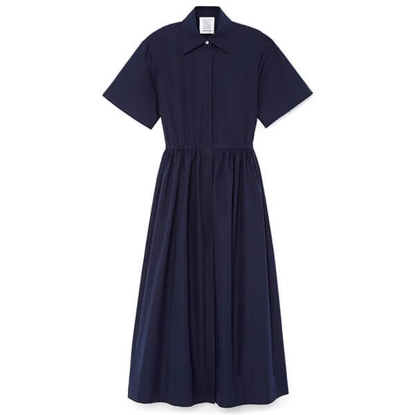 goop x Rosie Assoulin dress
