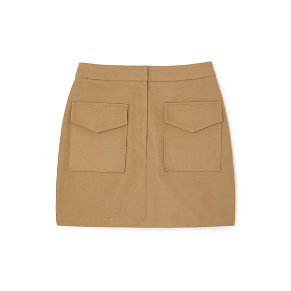 Matin Pocket Mini Skirt