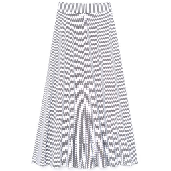 goop x Rosie Assoulin High Waisted Skirt