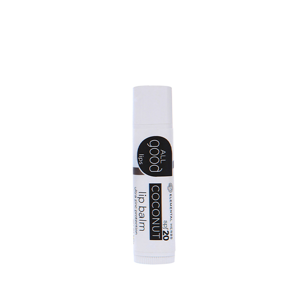 All Good LIP BALM COCONUT SPF 20