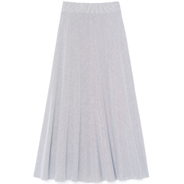 goop x Rosie Assoulin High-Waisted Skirt