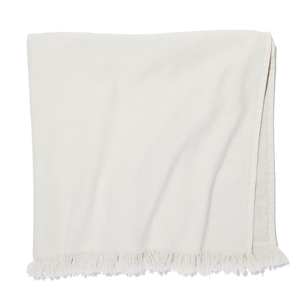 The Beach People STONEWASH BATH TOWEL