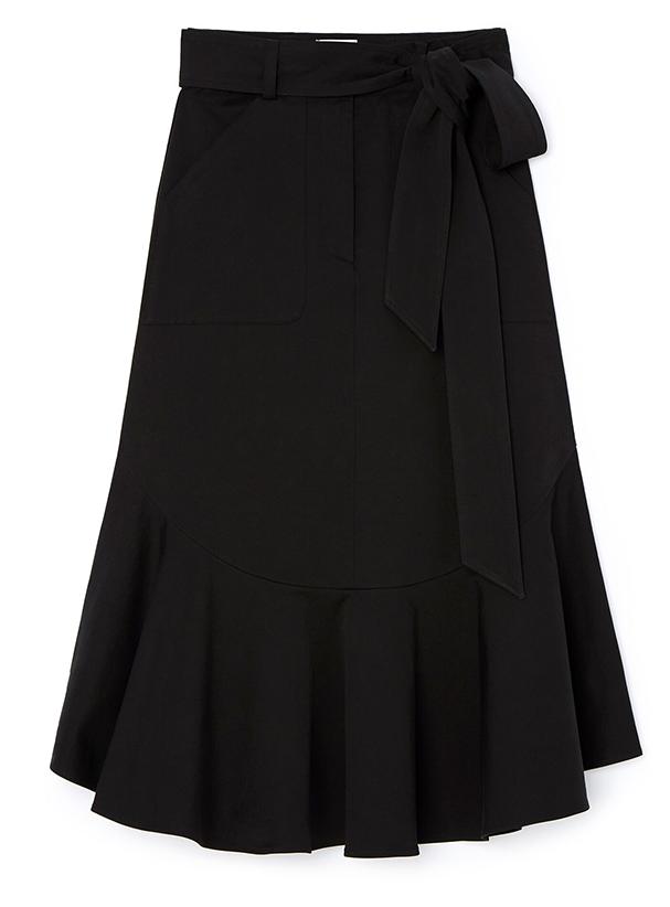 G.Label Diane A-line Peplum Skirt