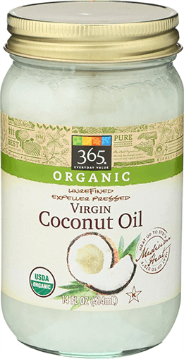 365 Everyday Value Organic Virgin Coconut Oil