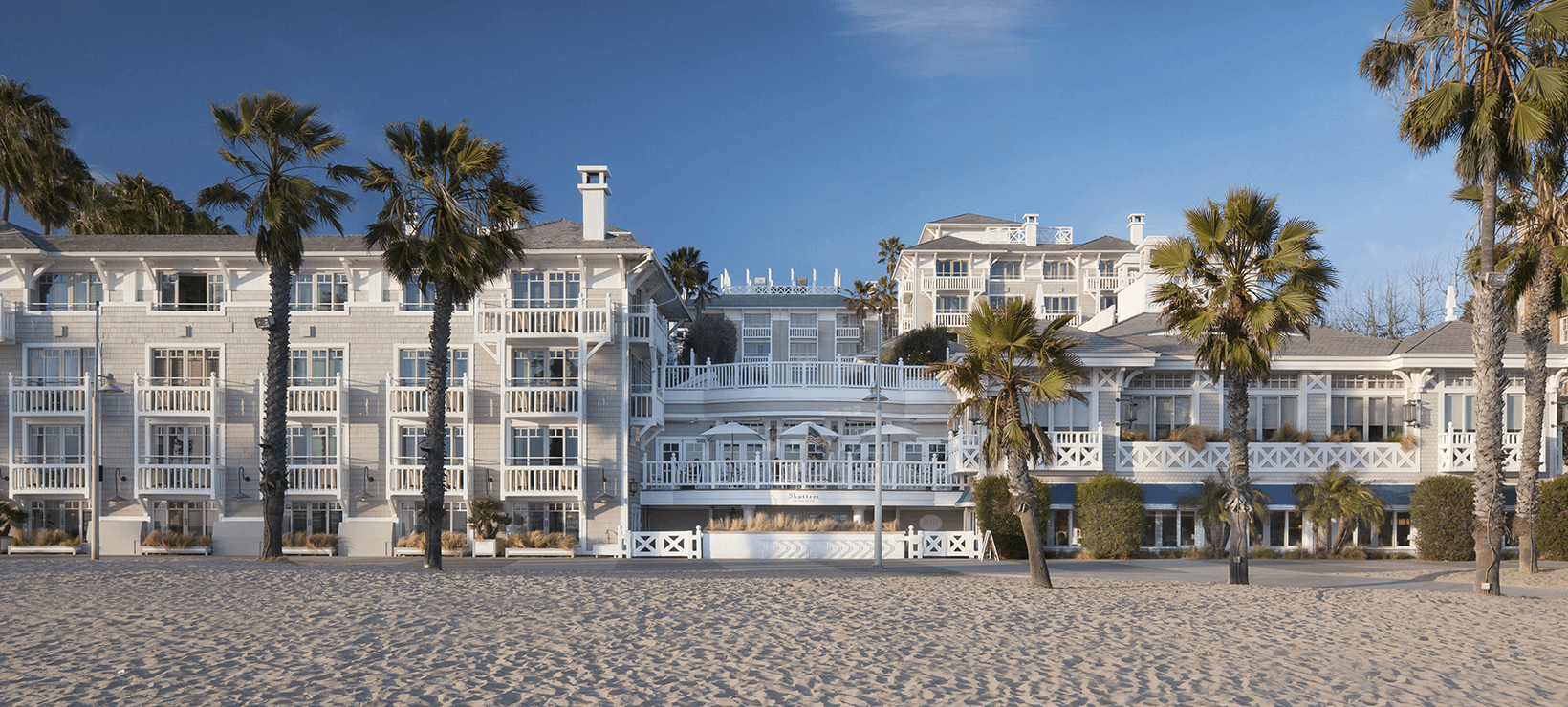 shutters on the beach hotel