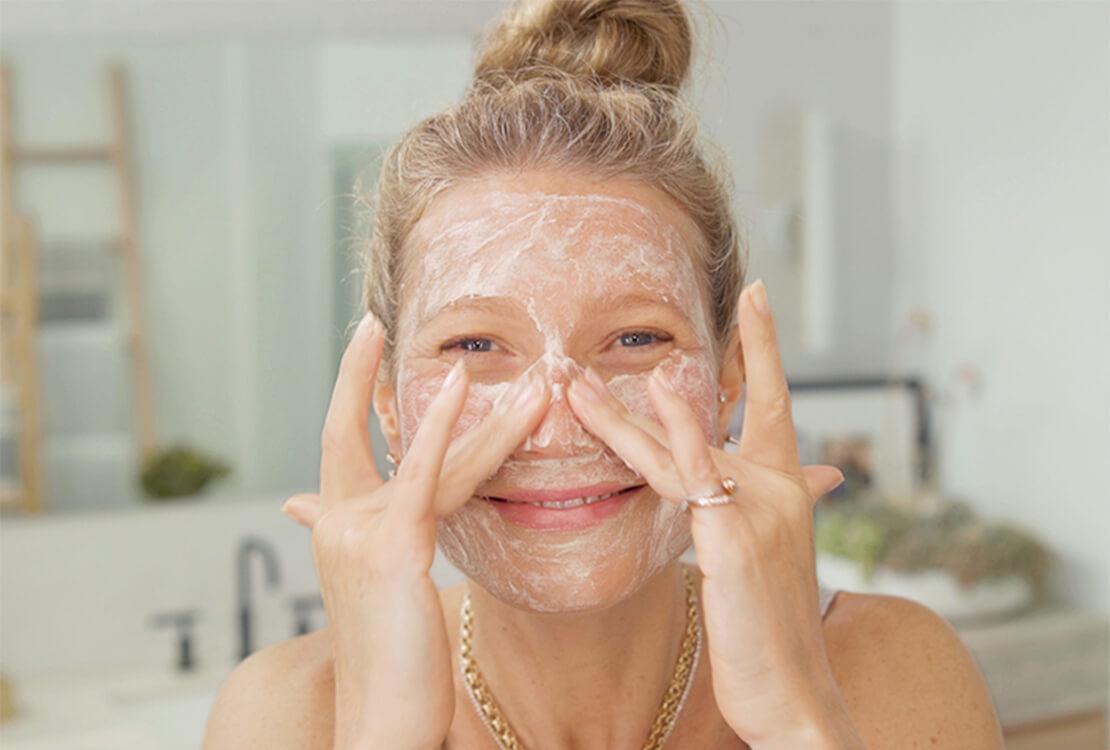 Polish Your Way to Glowing Skin