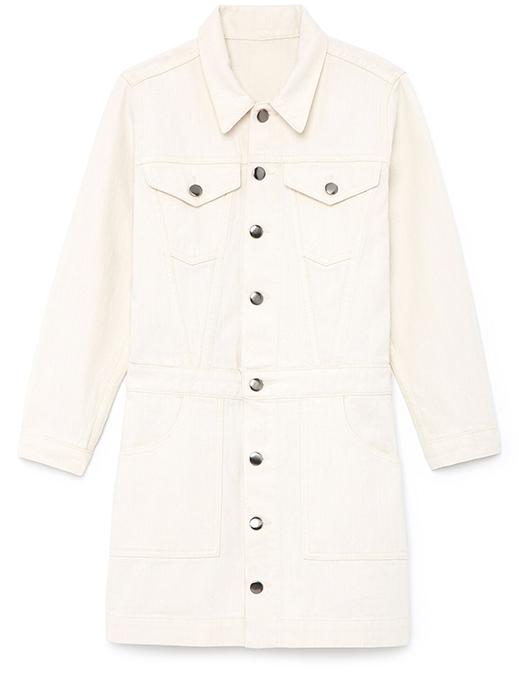 G.Label Bishop Jean Jacket Dress