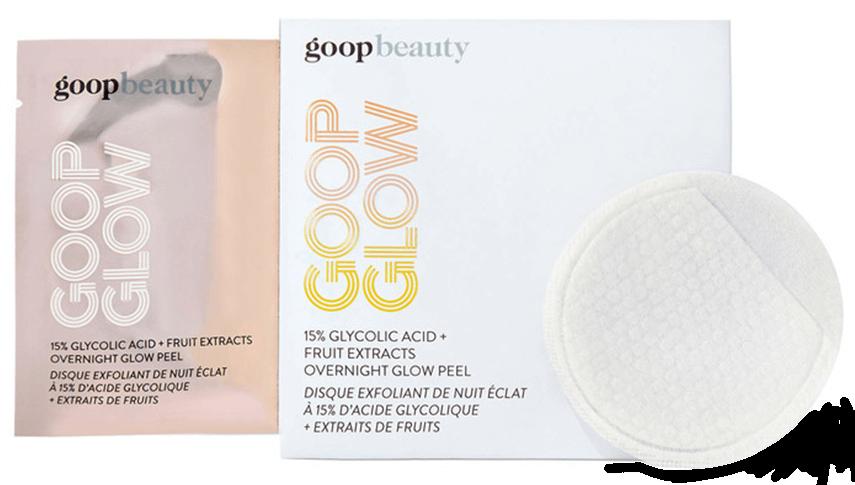 goop Beauty GOOPGLOW 15% Glicolic Overnight Glow Peel