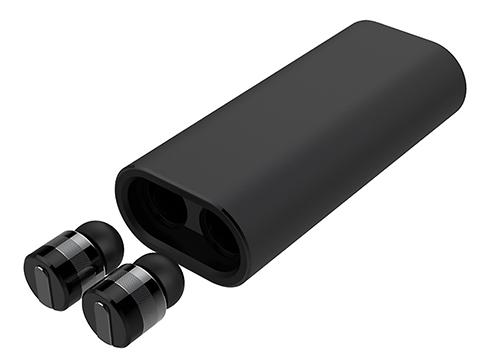 Schatzii Limited Edition Black Bullet 2.0 Ear Buds