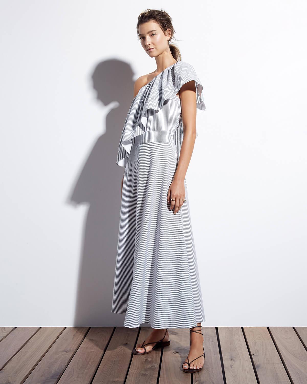 goop x Rosie Assoulin High-Waisted Skirt