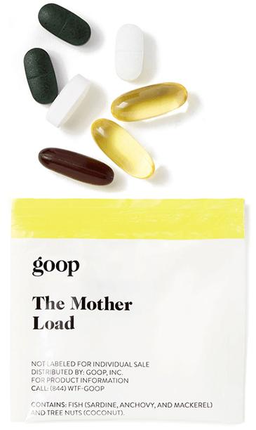goop Wellness THE MOTHER LOAD