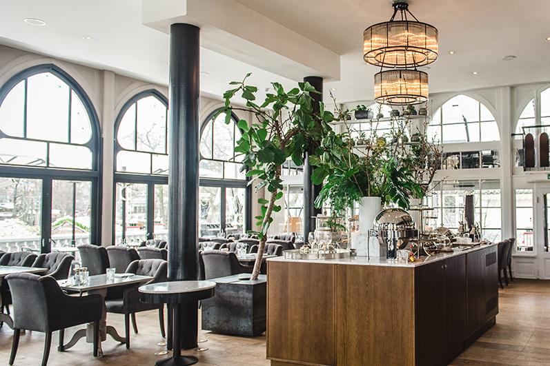 Nimb hotel Brasserie