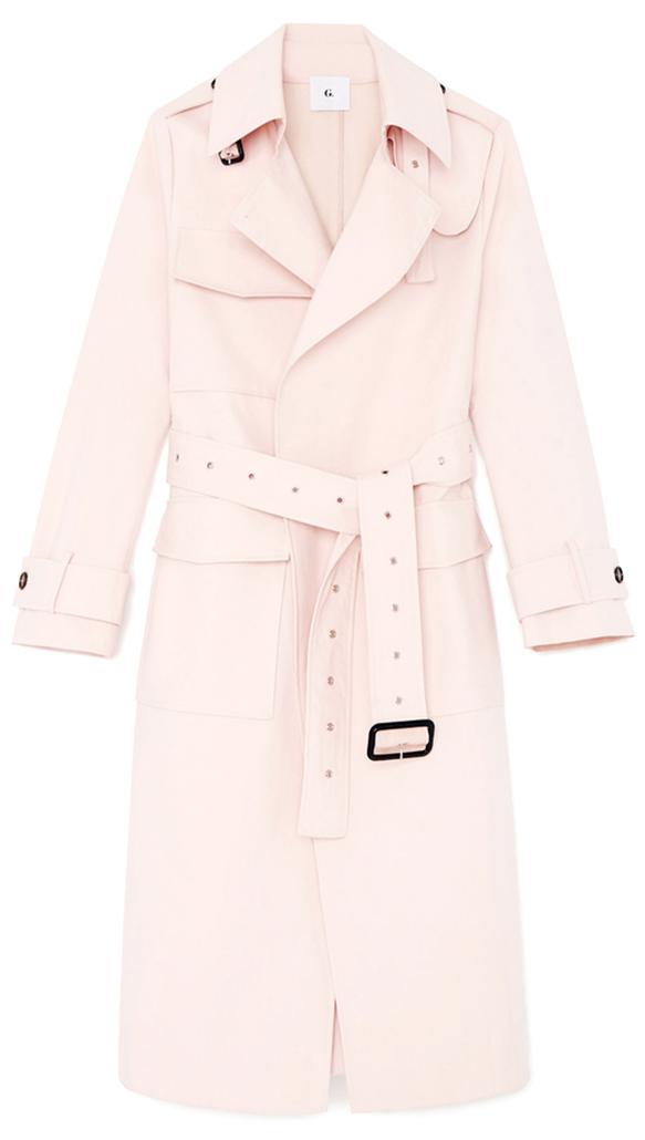 G. Label Natalie Trench Coat