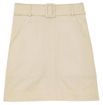 G. Label Fox Miniskirt