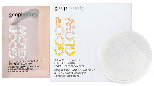 Goopglow peel