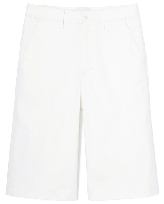 G. Label Bren Wide-Leg Shorts